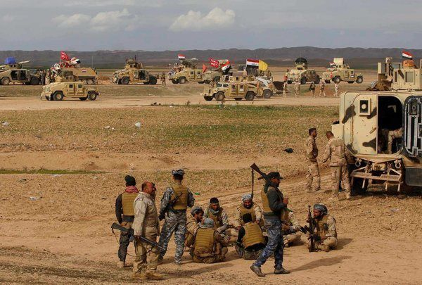 Iraqi Campaign to Drive Daesh From Tikrit Reveals Tensions With U.S.