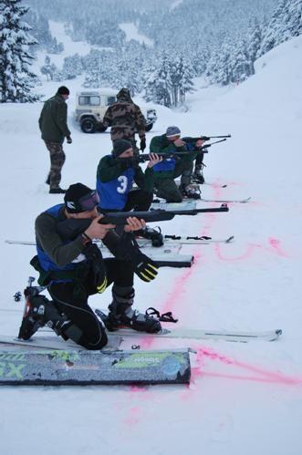 Biathlon des Sous-officiers