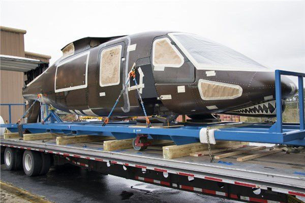 Sikorsky S-97 RAIDER Team Begins Final Assembly of Second Aircraft