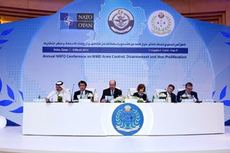 Qatar hosts annual NATO conference on proliferation challenges