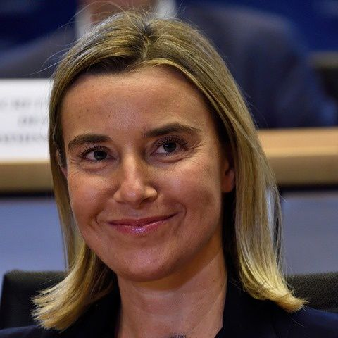 Federica Mogherini HR of the Union for Foreign Affairs and Security Policy, Vice-President of the Commission
