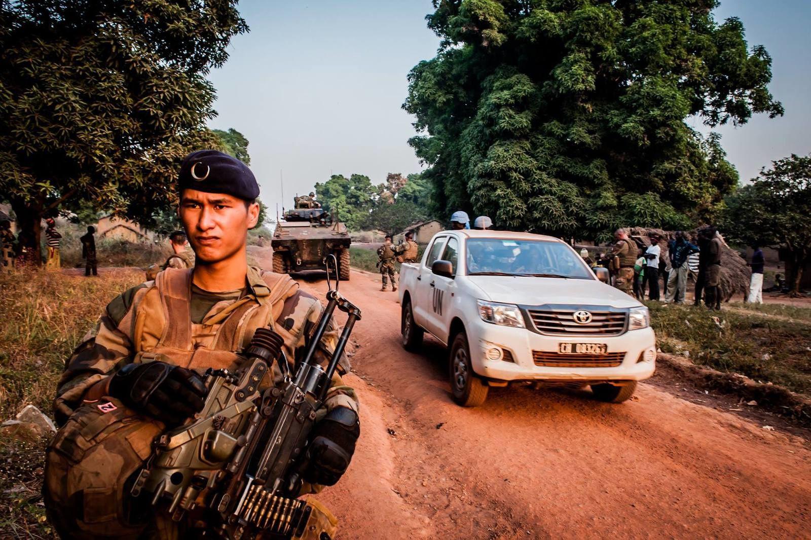 Centrafrique: Sangaris réduit ses effectifs