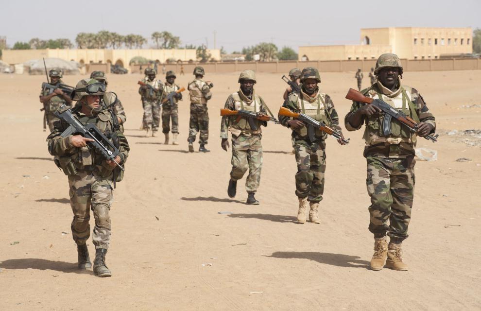 Sénégal : bilan 2013 des éléments français au Sénégal (EFS).