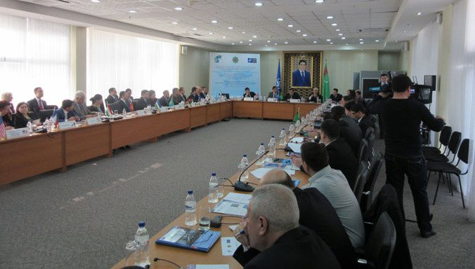 Turkmenistan and NATO hold forum on regional peace and stability