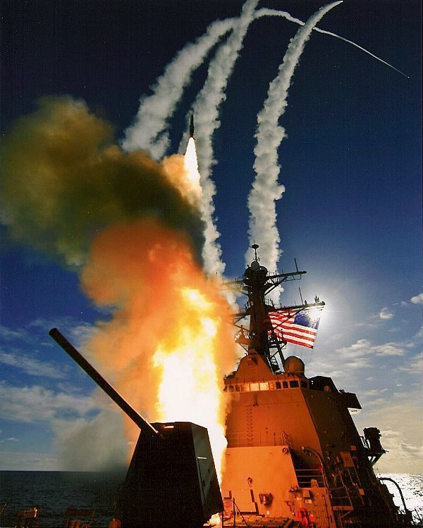 USS Sterett (DDG 104) - photo US Navy
