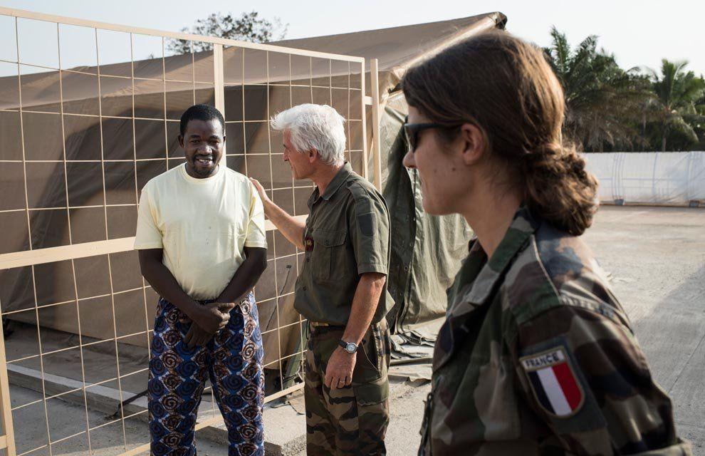 Ebola : une nouvelle sortie de deux patients guéris