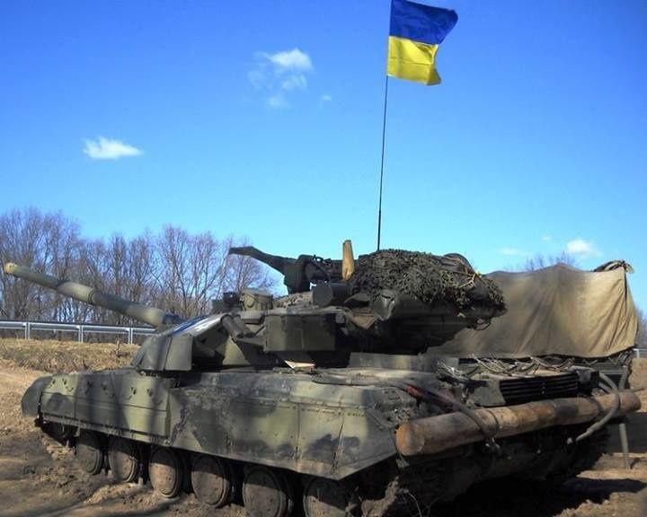 Ukraine: Kiev confirme le retrait de la majeure partie des armes lourdes dans l'Est