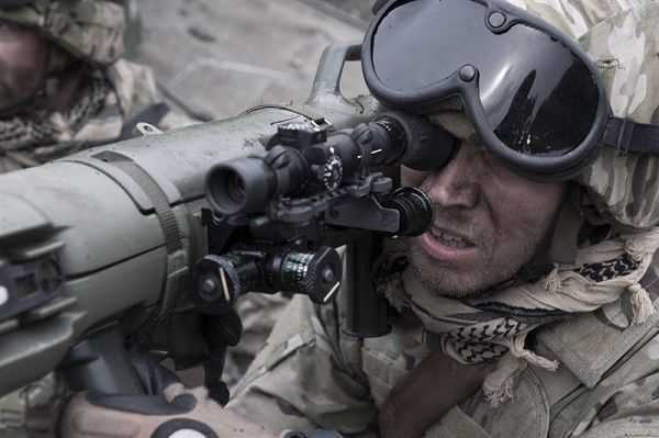Saab Receives Order for Carl-Gustaf Components