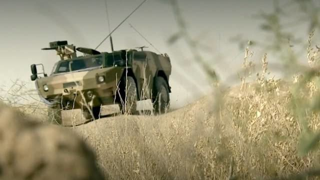 Airbus DS Wins Bundeswehr Contract to Supply Intelligent Systems Ensuring Protection Against Roadside Bombs