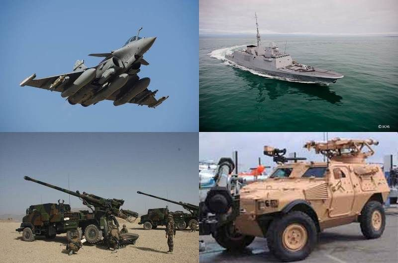 photo Dassault - DCNS - Nexter Systems - RTD - MBDA