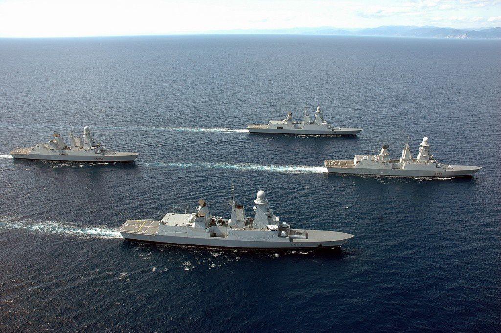 photo A Deluc  -Sirpa Marine