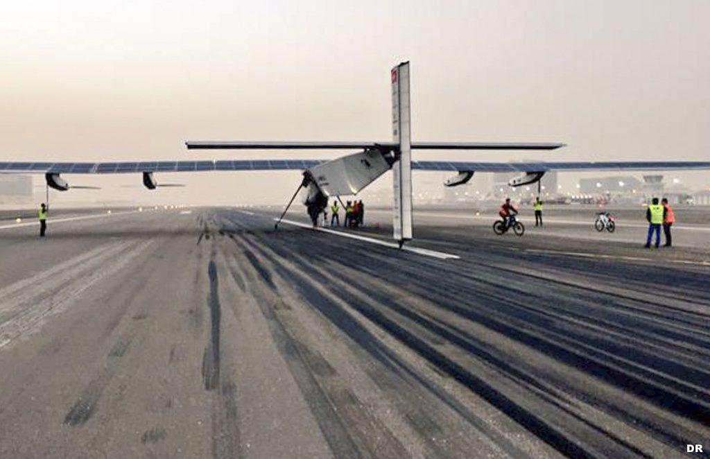 Solar Impulse 2 : le grand départ du tour du monde