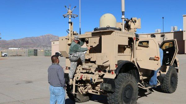 Unique Army Tactical Vehicles Being Integrated for Network Integration Evaluation 15.2