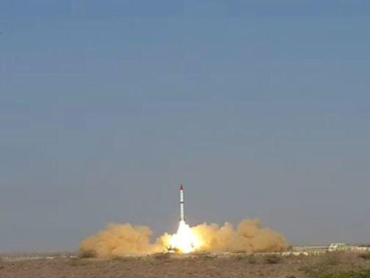 Shaheen III missile (Photo Rafay 15 Wikimedia Commons)