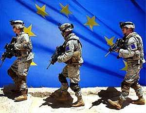 Britain Rejects EU Army Proposal