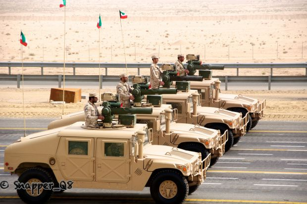 17-Nation Exercise Kicks Off in Kuwait