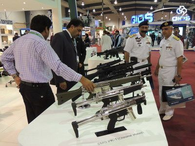 Pakistan Ordnance Factory (POF) weapons