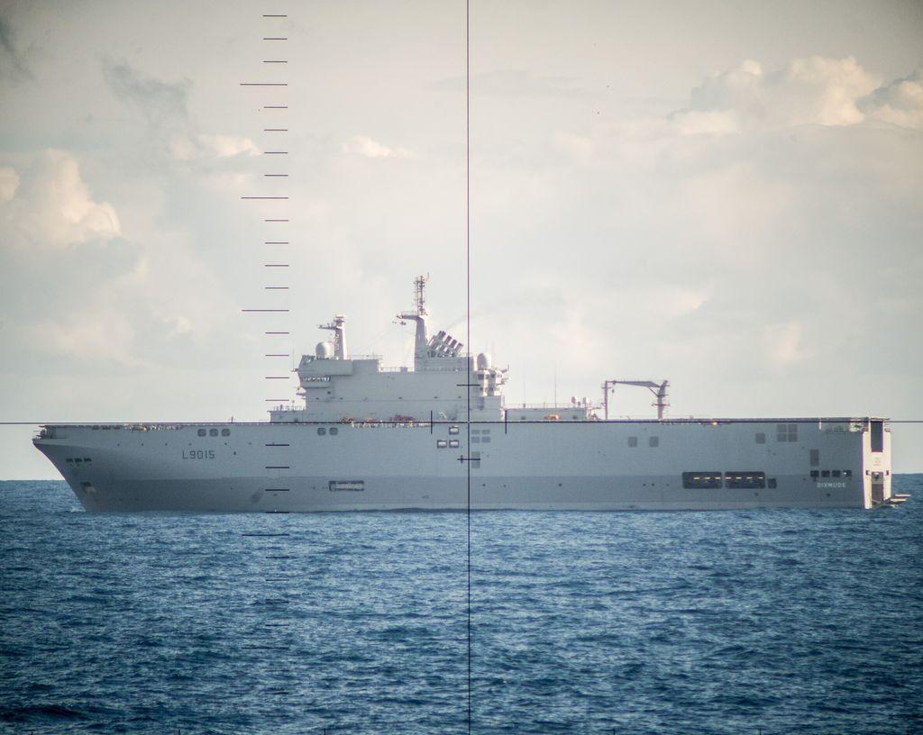 Mission Jeanne d'Arc 2015 : Les officiers-élèves embarquent sur sous-marin nucléaire d'attaque