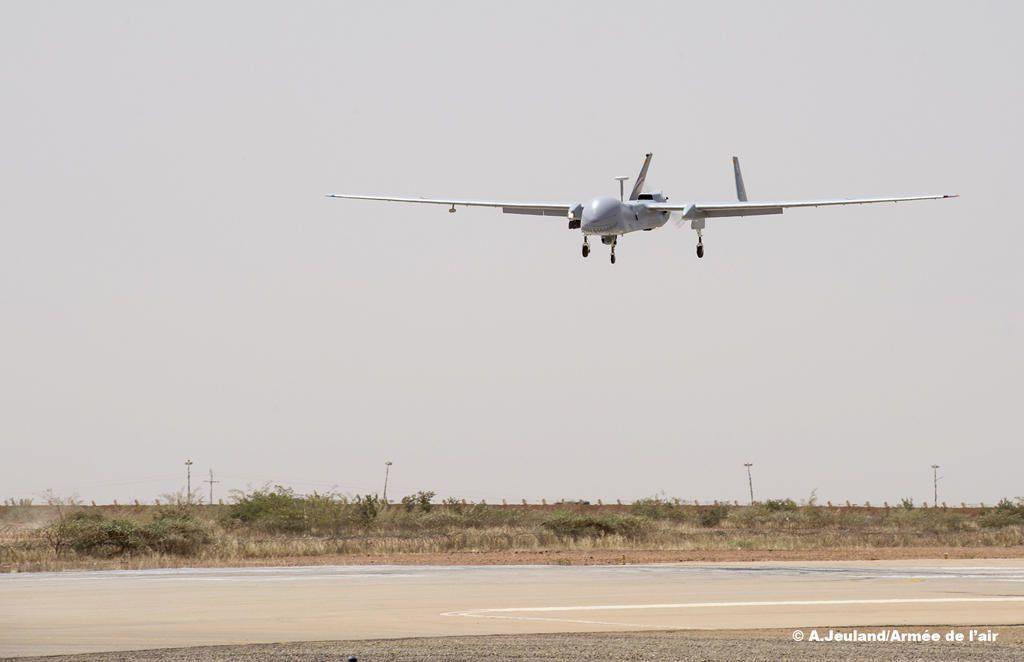 Un rapport dénonce le fiasco financier et calendaire du drone Harfang