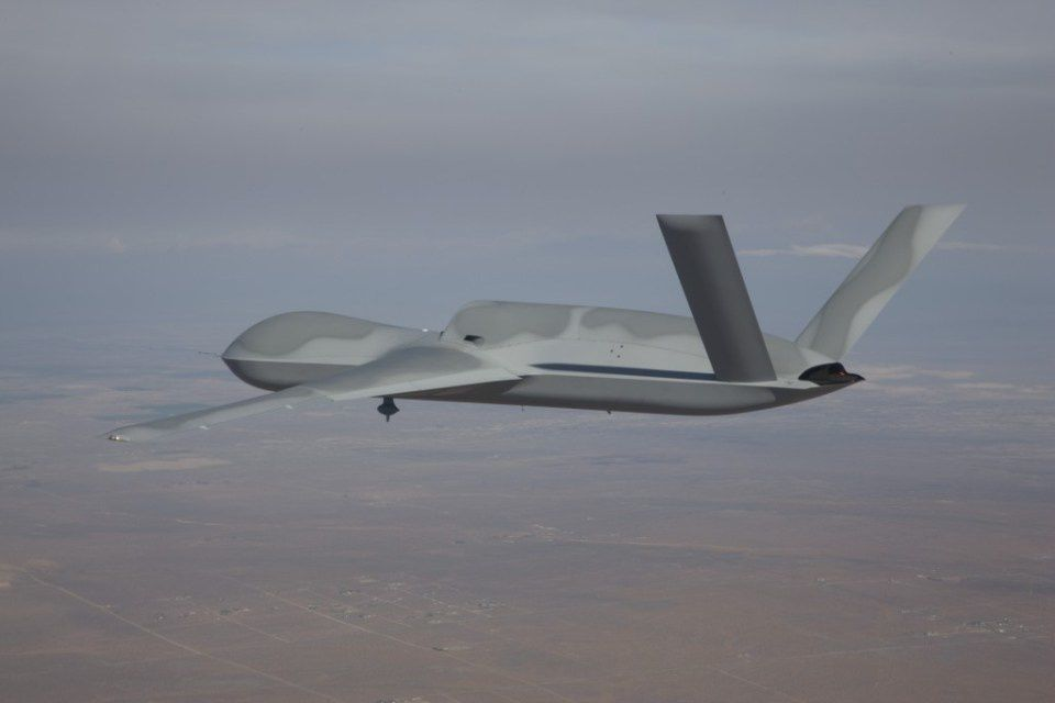 Predator C Avenger photo General Atomics