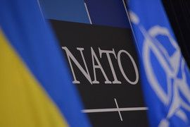 NATO Allies and partners discuss Ukraine crisis