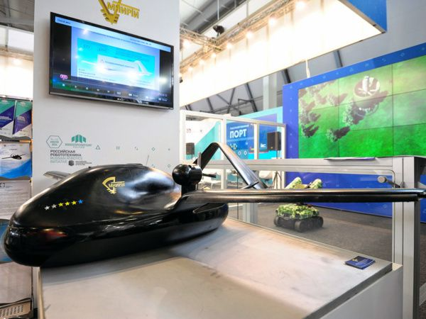 Chirok aircraft serves as prototype for the new machine - photo Rostec