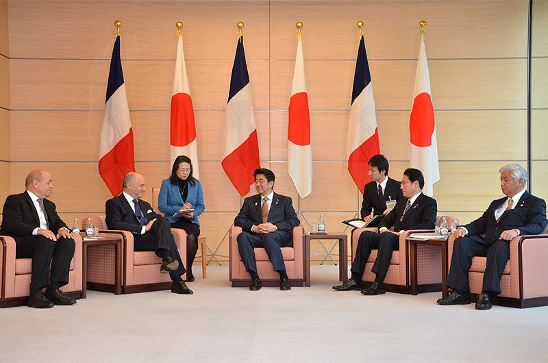 photo Ambassade de France au Japon