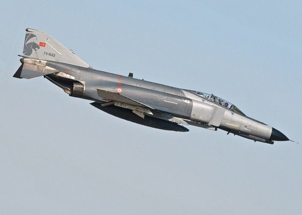 F-4 Phantom II - Turkish Air Force