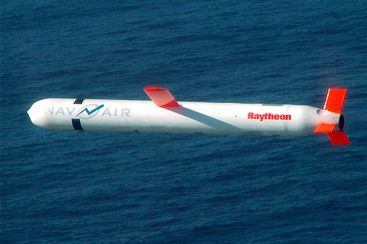 Tomahawk photo Raytheon