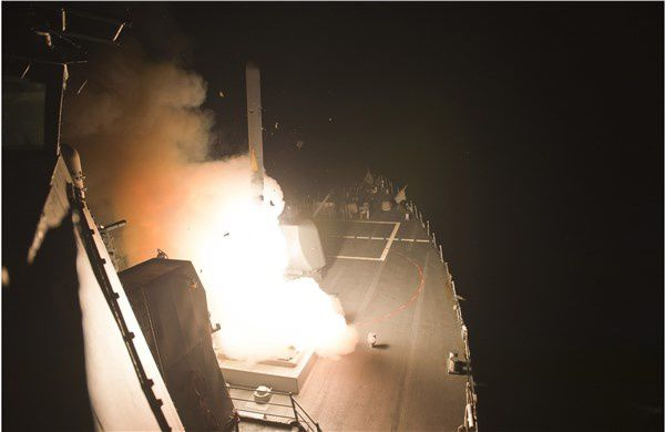 Raytheon Awarded $122 M US Navy Contract for Tomahawk Block IV Missiles