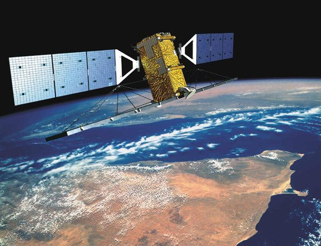 Polar Epsilon 2 Radarsat-2 source ADGA