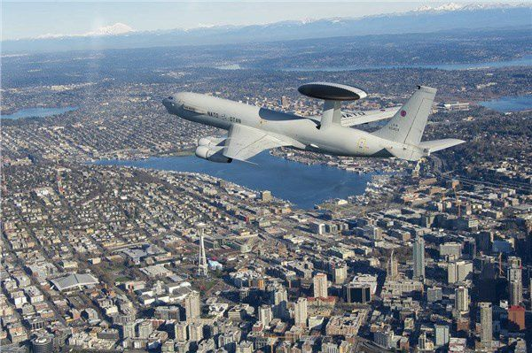 Boeing Updates NATO AWACS with 21st Century Flight Deck, Avionics