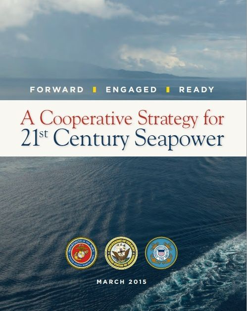 U.S. Navy Releases Revised Maritime Strategy