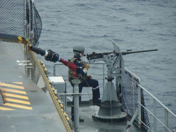 photo BPC Mistral - Marine Nationale