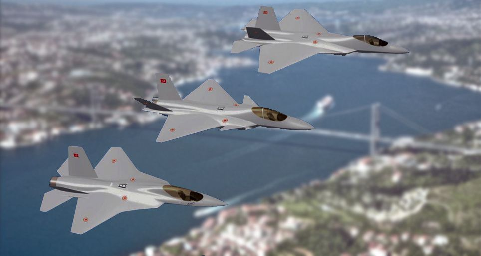 Turkey Releases RFI for Fighter Program