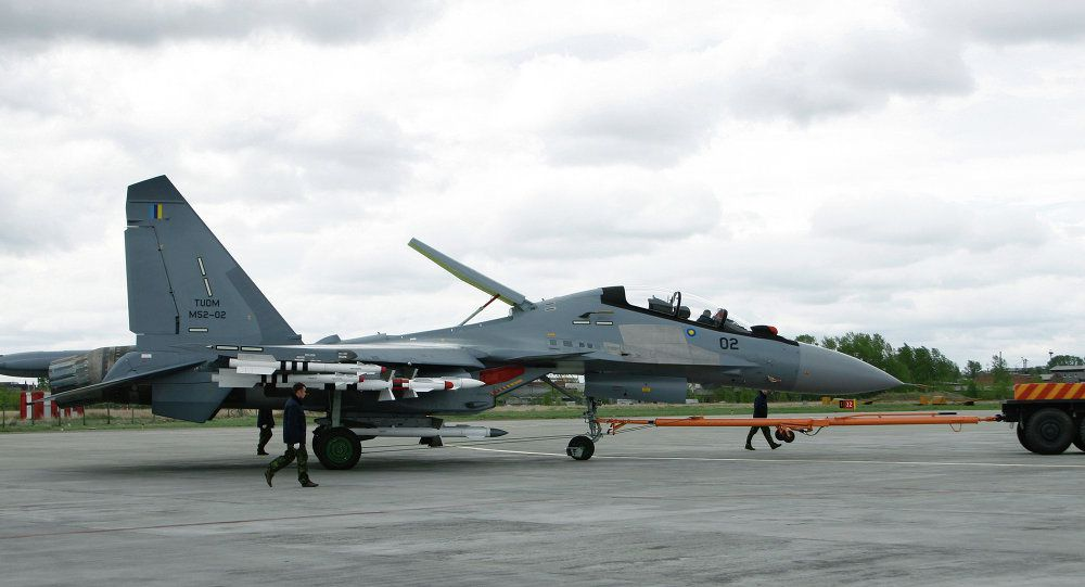 Russia Starts Missiles Delivery for Su-30MKM Jets Designed for Malaysia