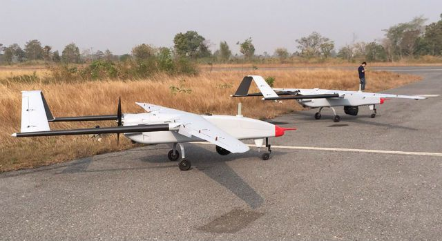 G-Star unmanned air system - photo Innocon