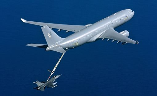 A330 MRTT photo Airbus DS