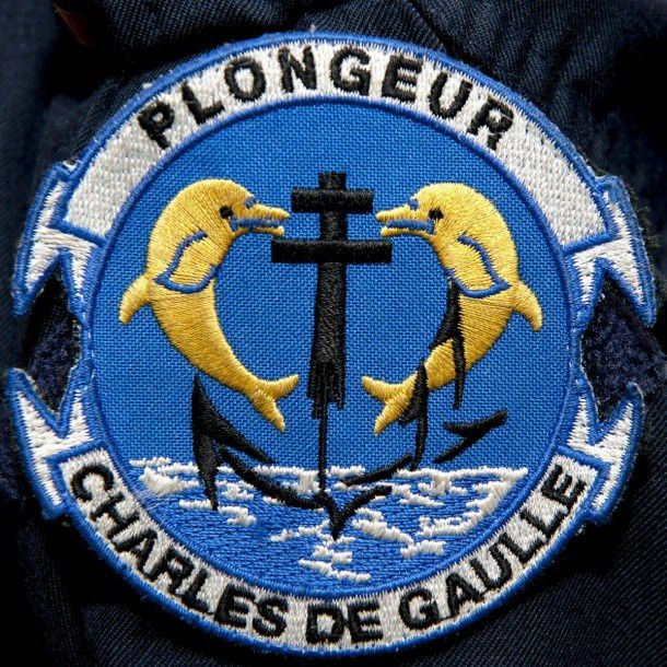 photo Porte-Avions Charles de Gaulle - Marine Nationale