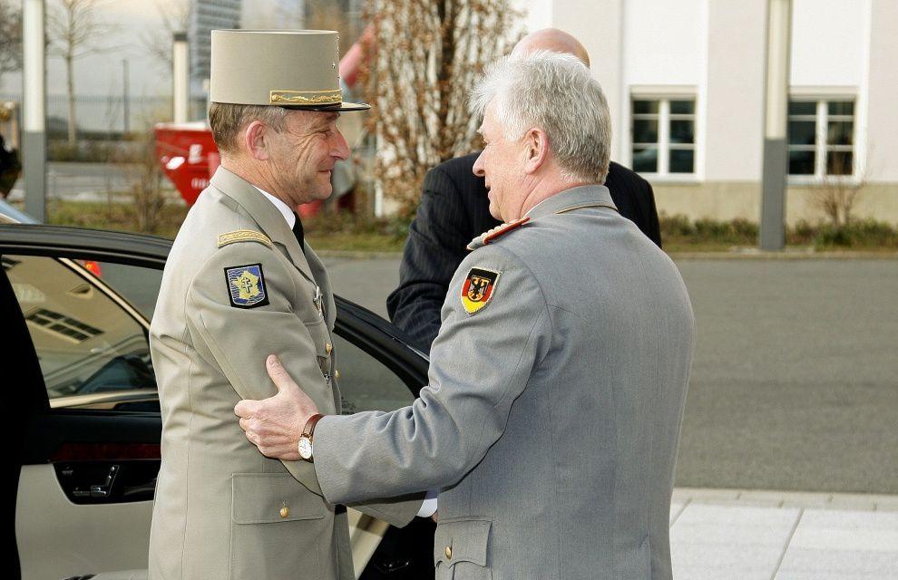 Rencontre allemand