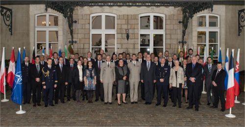 Tropisme cyber-breton? Le comité de cyberdéfense de l'OTAN réuni à Rennes