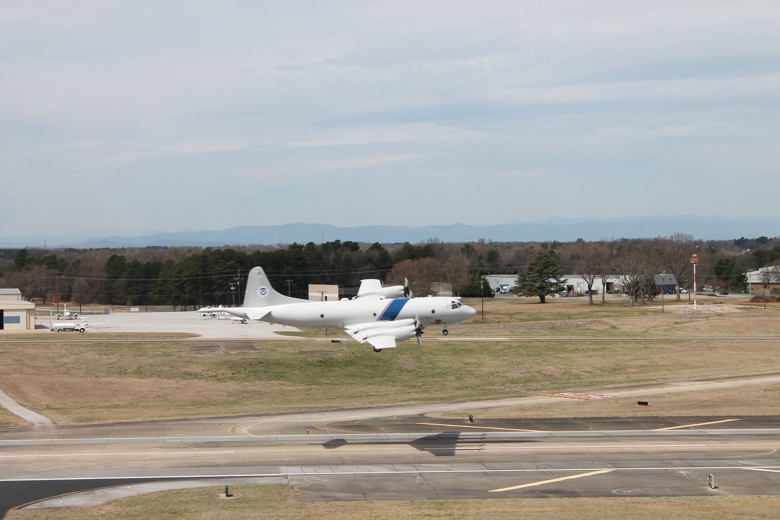 Upgraded P-3 Orion Delivered Ahead Of Schedule