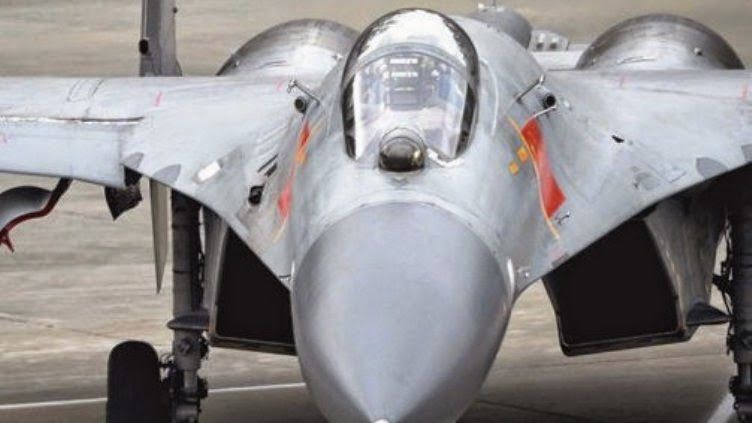 Images suggest upgrades to China's early series J-11s