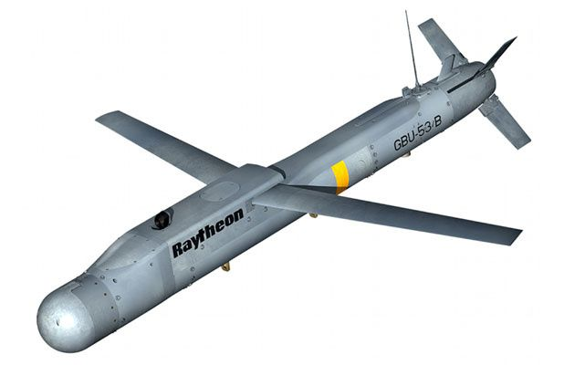 GBU-53B SDB-II - photo Raytheon