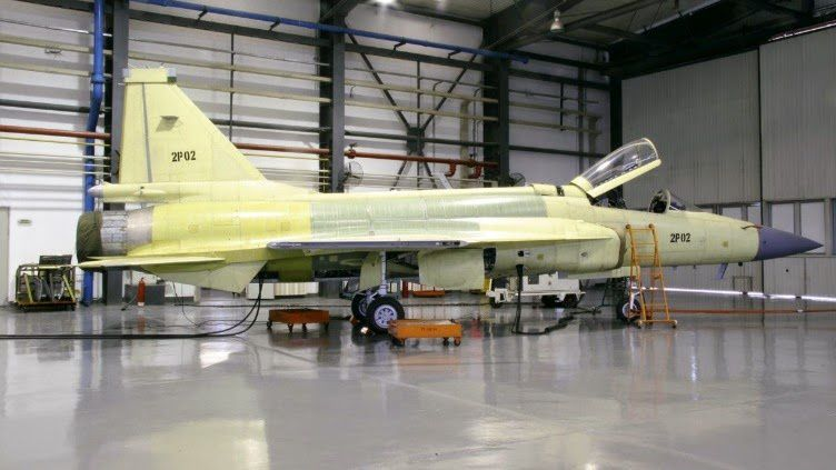 JF-17 Block 2 makes first flight ahead of Block 3 improvements
