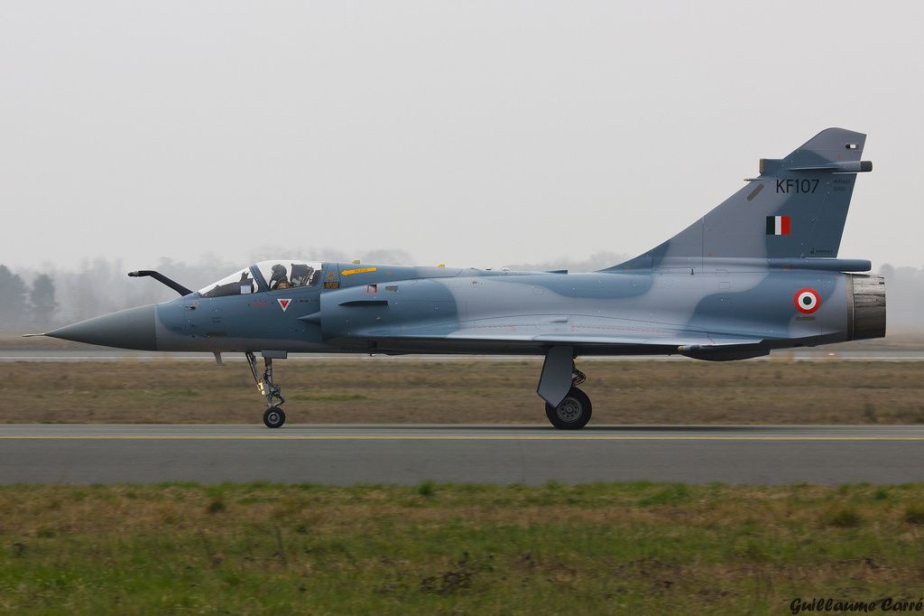 Mirage 2000H - photo Guillaume Carré