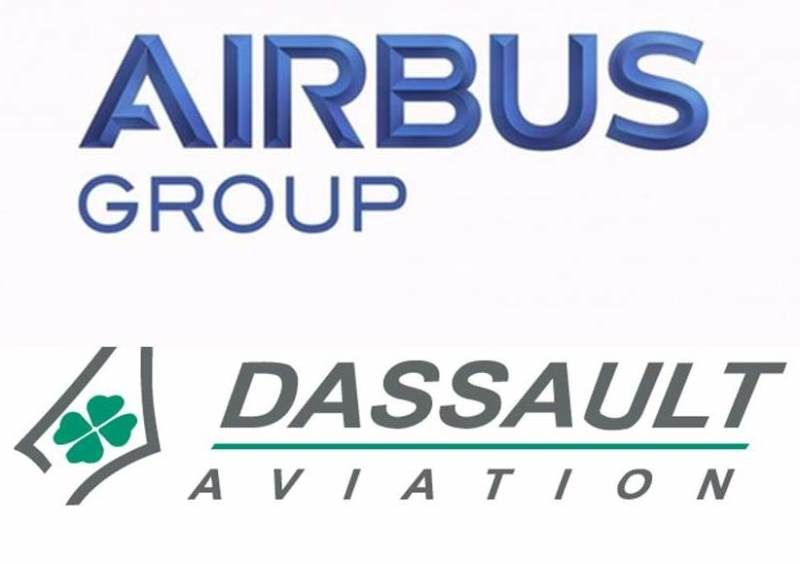 Airbus Group ne détient plus que 24,6% de Dassault Aviation