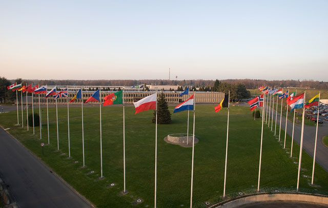 SEDE/DNAT visit to the NATO Headquarters