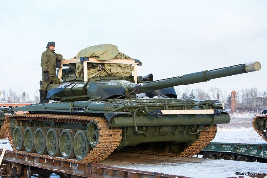 Armor: Why The T-72 Survives
