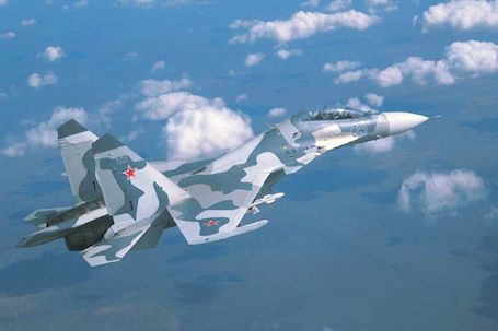 Su-30MK russe photo Sukhoi